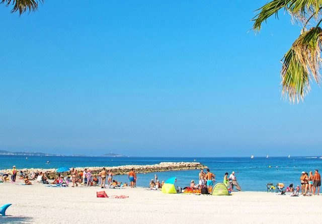 Camping Les Playes : Plage Les Playes