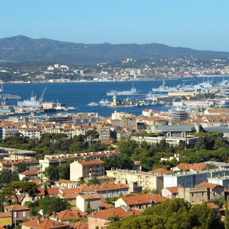 Camping Les Playes : Toulon