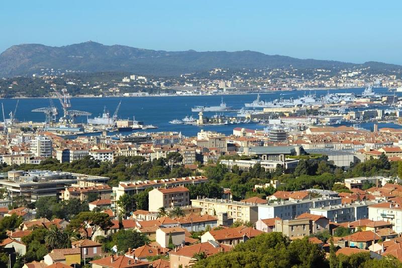 Les Playes Campsite Toulon
