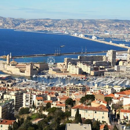 Camping Les Playes : Marseille
