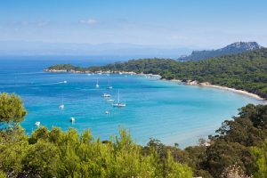 Camping Les Playes : Porquerolles