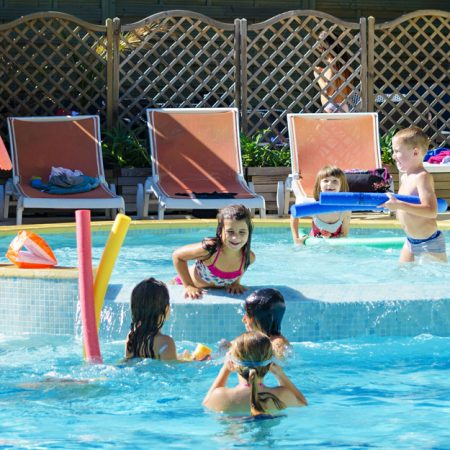 Camping Les Playes : Piscine Playes